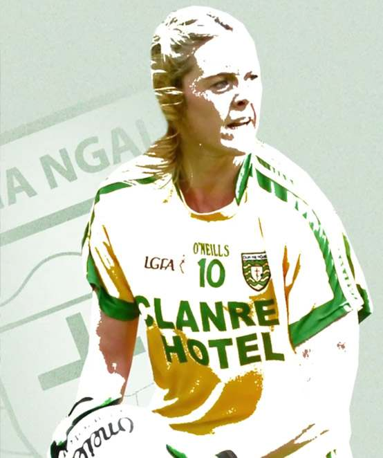 Donegal's Yvonne McMonagle