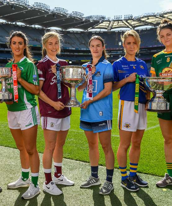 All-Ireland Battle Commences for Ladies