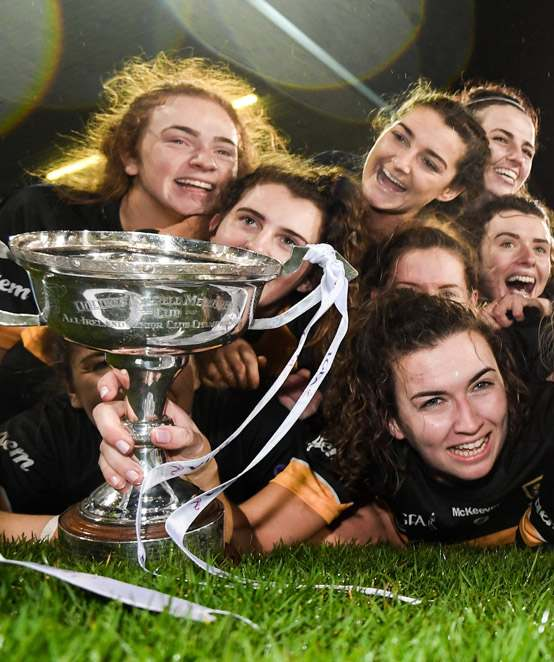 Dreams come true for Mourneabbey & Clontarf